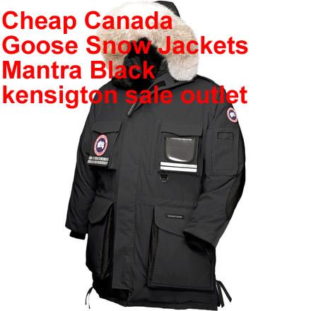 canada goose mantra price